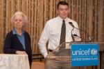 Unicef Humanitarian Gala honoring Sue Duncan