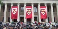 Harvard College Graduation