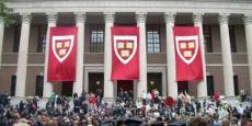 Harvard College Graduation