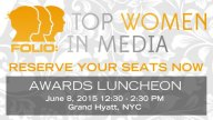 Folio Top Women in Media Awards