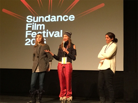 """Equity"" at Sundance"