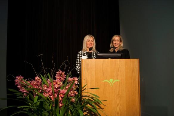 Annette Findling and Leslie North of Stonebridge Wealth Advisors