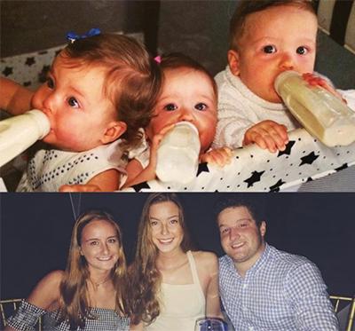 Michelle-Morris-triplets